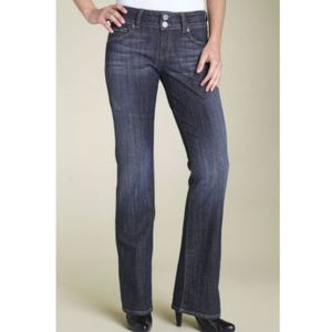 Kut from the Kloth Double Button Stretch Jeans